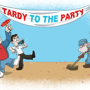 Tardy to the Party 080: An American in Paris