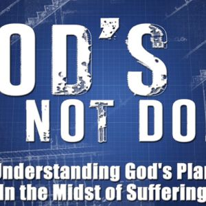The Glory of God in Uncertainty