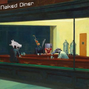 Jonny Scaramanga – Naked Diner Ep 87