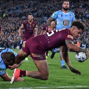 The history of the State of Origin