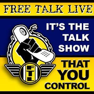 Free Talk Live 2017-10-02