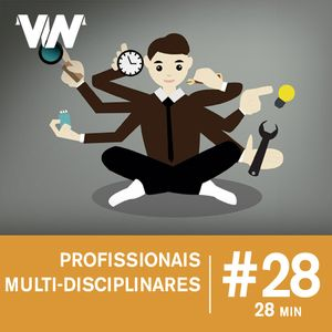 Profissionais multi-disciplinares