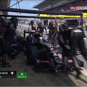 Inside Line F1 Podcast - Jumping Jack(man)