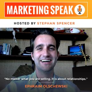 E88: Close Six and Seven Figure Deals with These Powerful Distinctions: Ephraim Olschewski