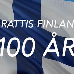Karlavagnen firar Finland 100 år!
