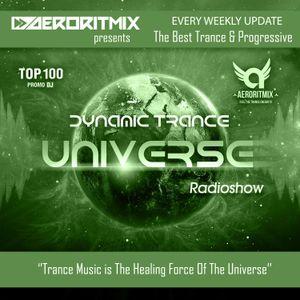 AeroRitmix - Dynamic Trance Universe # 132 [Armin van Buuren Festival Energy Mix]