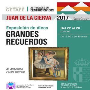 Exposición Angelines Parejo Herrero
