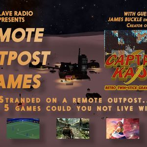 Remote Outpost Games Episode 2 - James Buckle