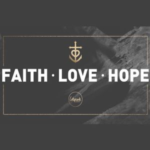 "Ps Aaron Lucas ""Faith Love Hope"" 22ndOct2017"