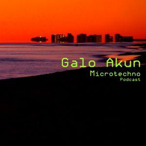 Galo Akun - Microtechno Podcast