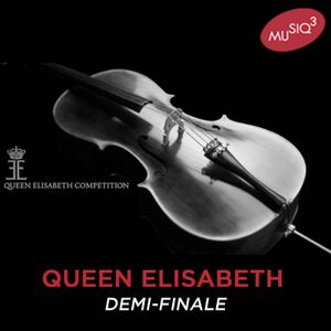 Queen Elisabeth Semi-final - Seungmin KANG - 15/05/2017