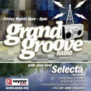 Grand Groove Radio-Throwback Thursday-Pittsburgh MC Edition-May 10 2010