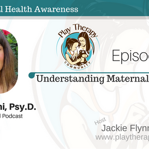 58: Maternal Mental Health with Dr. Katayune Kaeni, Psy.D., Host of Mom & Mind Podcast