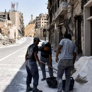 Syria's cities: from rubble to renewal