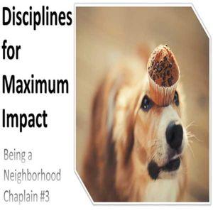 Disciplines for Maximum Impact - Mike Stubbs, June 25, 2017
