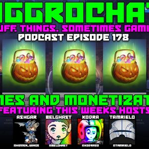AggroChat #178 - Games and Monetization