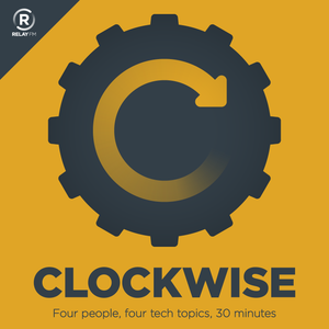 Clockwise 207: The 'C' Stands for Caveman