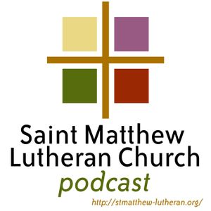 20th Sunday after Pentecost – Pr. Dave Mangiante