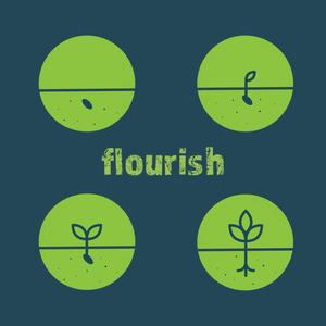 Flourish - A Flourishing Life Bears Fruit