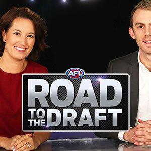 Road to the 2017 Draft - Ep. 10: Luke Power