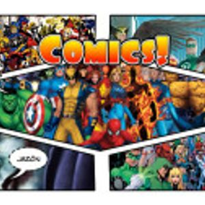 Comics - 5. Gedeón