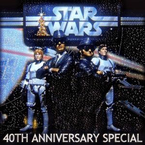 The Bruise Brothers Star Wars 40th Anniversary Special
