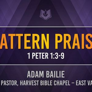 Pattern Praise (Audio)