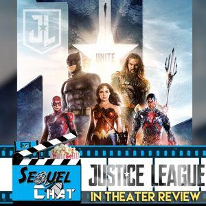 EP60 - SequelChat Review of Justice League | SequelQuest