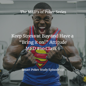 "Keep Stress at Bay and Have a ""Bring it on!"" Attitude 