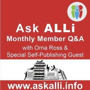 Member Self-Publishing Q&A w/ Orna Ross & Joseph Alexander: June 2017