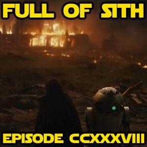 Episode CCXXXVIII: The Last Jedi Trailer Breakdown