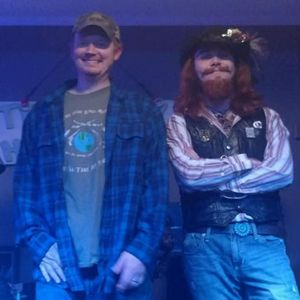 The New Hillbillies with Cameron Johnson ( Bass Guitar, Vocals)