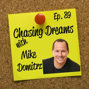 Ep. 89: Mike Domitrz - The DATE SAFE Project