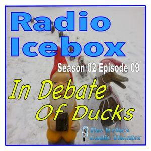 In Debate of Ducks; episode 0209