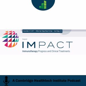 IMPACT 2017 | Parker Institute for Cancer Immunotherapy -Tumor Epitope Selection Alliance (TESLA)