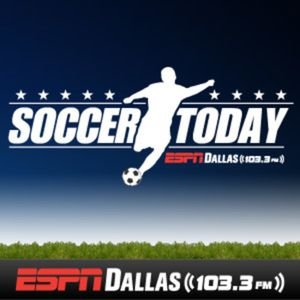 Soccer Today Presented by Toyota: Sunday, July 9