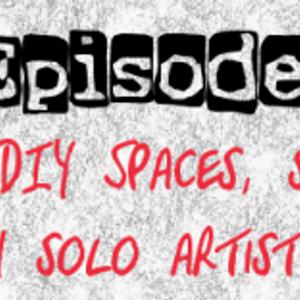 GRRL027: Depression & (the lack of) DIY spaces with Diana Regan