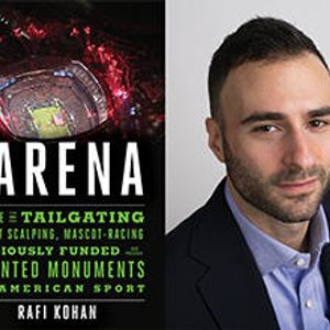 """Rafi Kohan, Author of the book """"The Arena"""" & Dr. Phil Wagner of Sparta Science"""