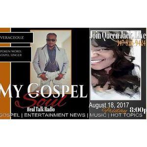 Queen Jack Talks with Veraceouz Spoken Word Artist, Gospel Singer,