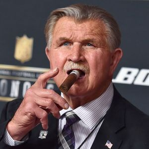 Mike Ditka From Podium At LRTDC Sept 5 - 2017