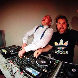 83 - Mikey, Rubber + Ivan Live @ Casa Sao Paolo Estoril Portugal - Mattacola Wedding