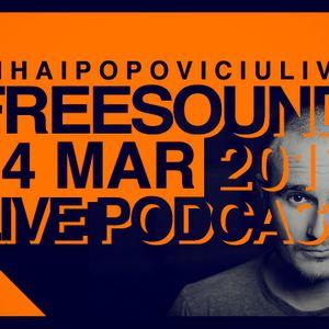 FSL Podcast 24 Mar 2017 - Mihai Popoviciu Live