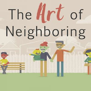 The Art of Neighboring (Part 2) - Orphans Embraced (Pastor Jamie Schulz)