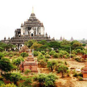 1840: Old Bagan (live mix)