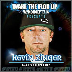 Www.WakeTheFlokUp.net Exclusive with Kevin Zinger feat. Phaizrok