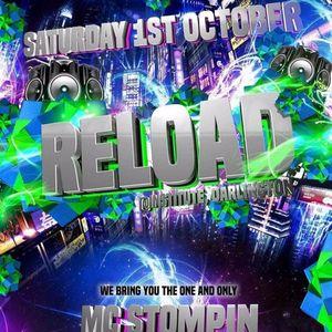 DJ Bizarre Mc Stompin @ Reload 1.10.2016