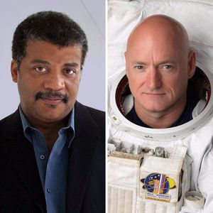 Frontiers Lecture: Neil deGrasse Tyson and Astronaut Scott Kelly on Life in Space
