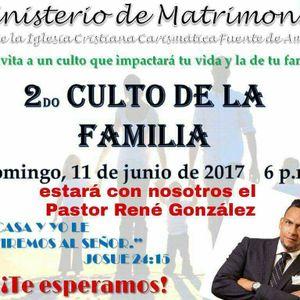 Somos más que vencedores - Pastor René Gónzalez - 6-11-2017