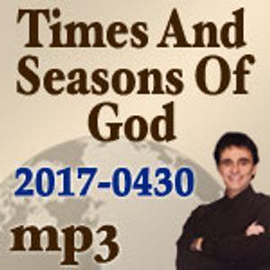 Times And Seasons Of God