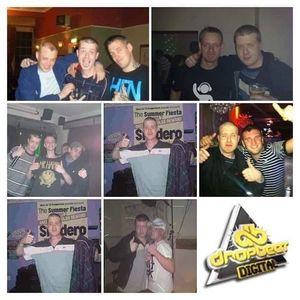 SPANISH HARDCORE UNDERGROUND  VOLUME 1 MAKINA DJ IMPACT B2B PANIC FEAT MC BOUNCIN 20 - 12 - 2011